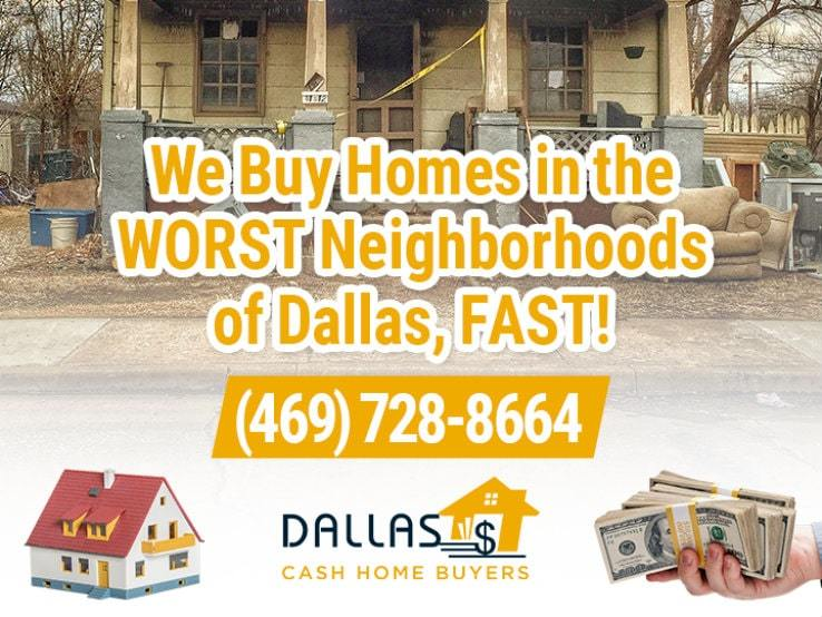 dallas bad neighborhood
